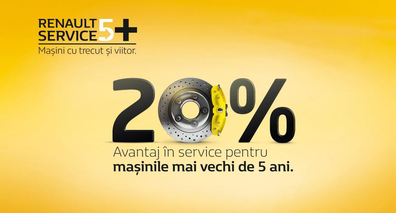 Avantaj service Renault