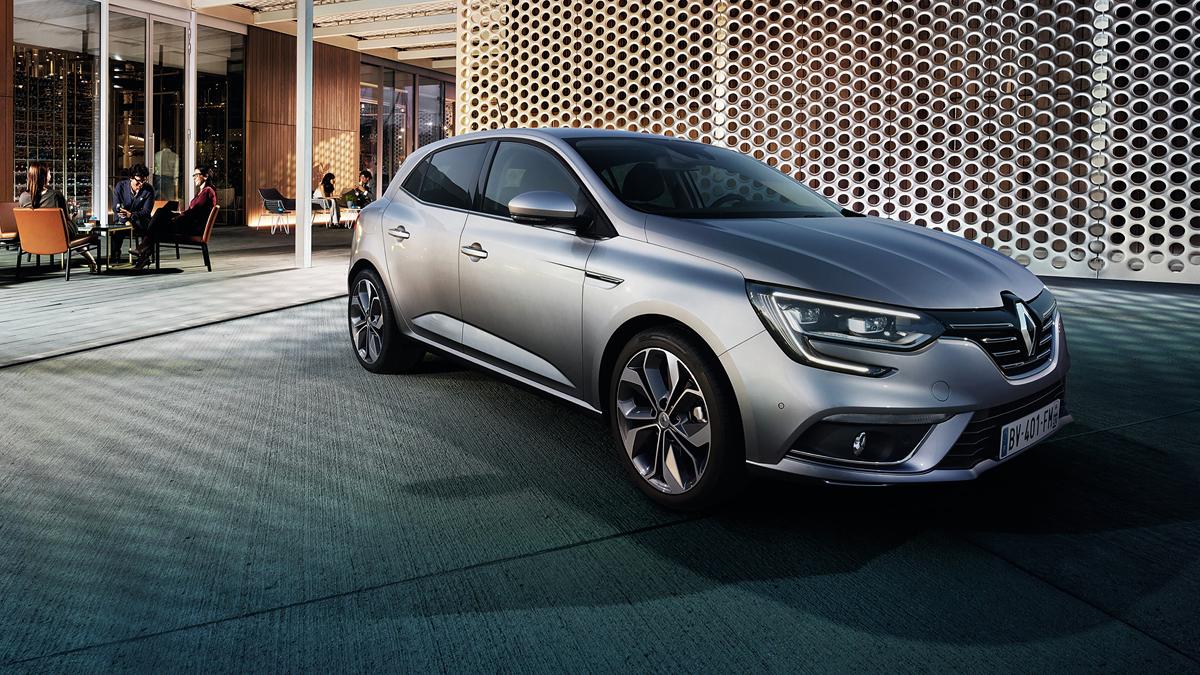 Noul Renault Megane